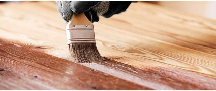 Масла для обработки древесины: советы по нанесению